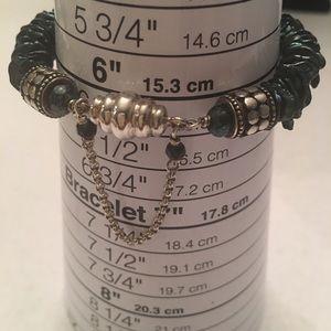 Jewelry - Silver tone  (not stamped) Bracelet